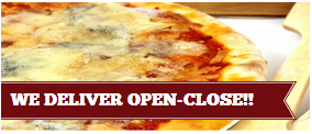 We Deliver Open-Close!!